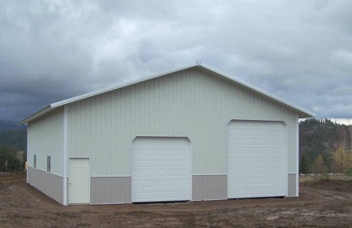 40 X 50 Steel Building http://championsteelbuildings.com/steel_building_photos_all.html